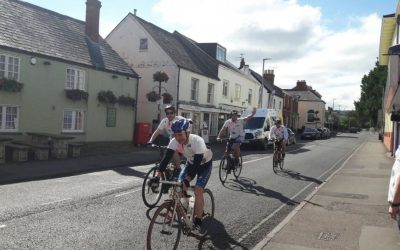 Chloes Charity Cycle Click Picture For Day 3 Update – 1st July 2017 2pm