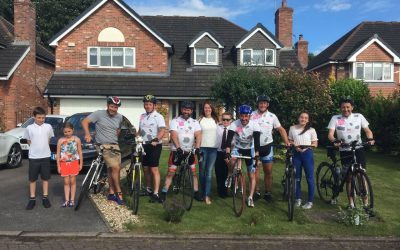 Chloes Charity Cycle More Info Click Picture For Day 5 Update – 3rd July 2017 10pm