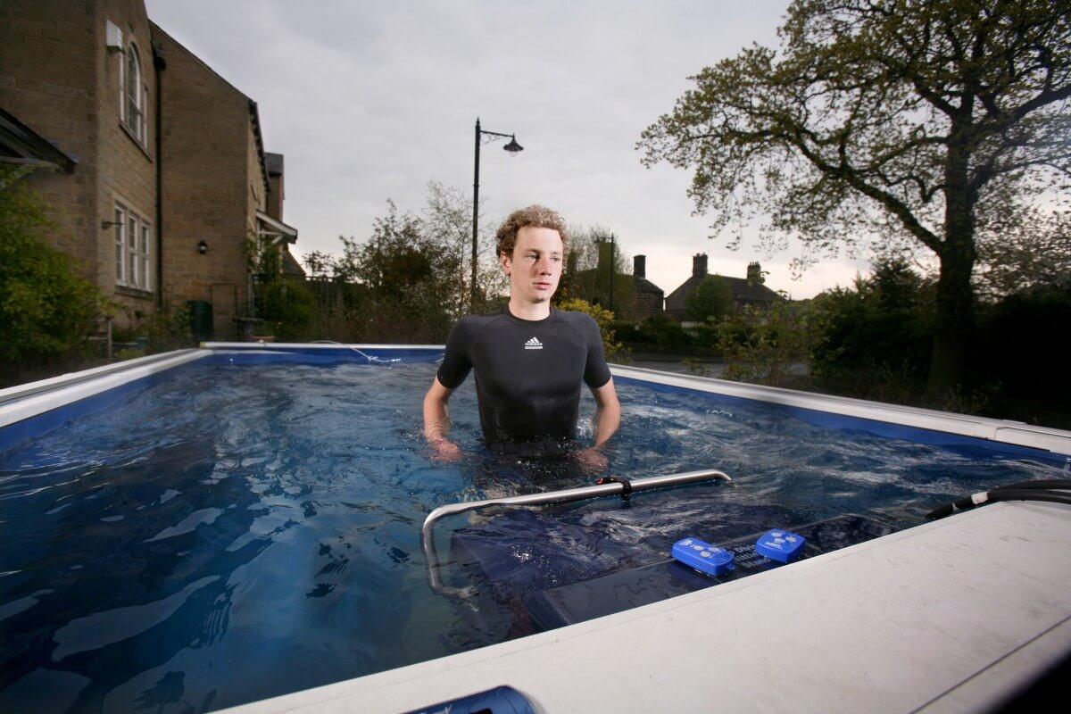 Endless Pools Treadmill 1
