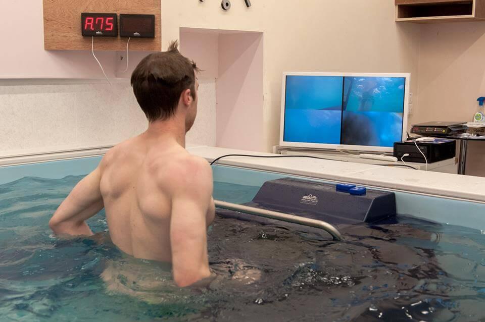 Endless Pools Treadmill 10